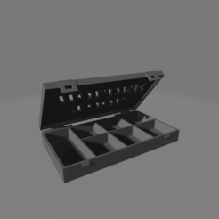 porta utensili tot colorato.png Download free STL file tool holder • 3D printer object, salvatoredibaia