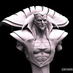 haftpic.jpg Download free STL file MR. Sinister (Nathaniel Essex) • 3D printing design, zroninprints
