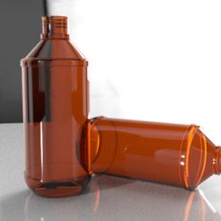 fnl.png Download OBJ file medicine bottle • 3D printing template, ABHIwiz