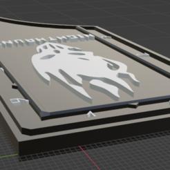 Nighthaunt Top.PNG Download free STL file Warhammer Rule   Nighthaunt • 3D print template, gloomforge