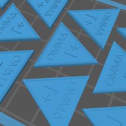 Ammo Token.PNG Download free STL file Gaslands Ammo Token • Model to 3D print, gloomforge