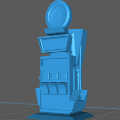 Capture.PNG Download free STL file Atom-Punk Gas Pump • 3D print design, gloomforge