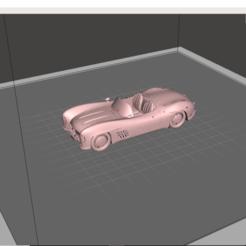 Screenshot (1316).png Télécharger fichier OBJ gratuit VOITURE ANCIENNE MERCEDES SL 3D IMPRIMABLE • Objet à imprimer en 3D, nikhilsingh
