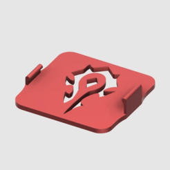 x_limit_cap_horde_.png Download free STL file Ender 3 X cap Horde symbol • 3D printer model, K3has