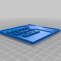 Like_a_girl.png Download free STL file I shoot like a girl • 3D printer design, babjazz