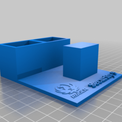Download free STL file Ruger Security 9 display stand • Template to 3D print, babjazz