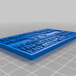 Skulls_of_enemies.png Download free STL file Skulls of enemies • 3D printing object, babjazz