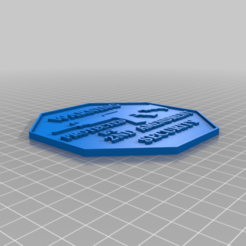 Protected_by_2a_2.png Download free STL file Protected by 2nd amendment • 3D printer design, babjazz