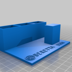 Download free STL file Beretta 96A1 display stand • 3D printable design, babjazz