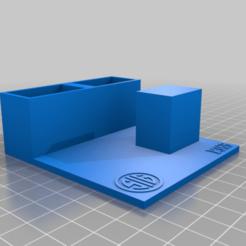 Sig_P365_stand.png Télécharger fichier STL gratuit Présentoir Sig Sauer P365 • Modèle à imprimer en 3D, babjazz