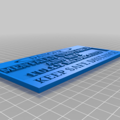 Mentally_unstable.png Download free STL file Mentally unstable • 3D printing template, babjazz