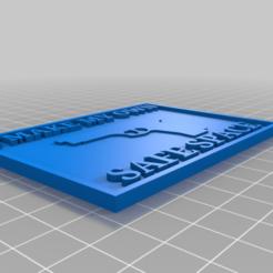 Safe_space_2.png Download free STL file Safe space. • 3D print design, babjazz