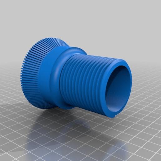a02079b6b0f022671ab8e150bdf1fbea.png Télécharger fichier STL gratuit Recycleur de bobines de filaments • Design pour imprimante 3D, theveel