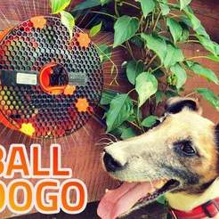 BALLDOGO_PRUSA-1024x576.jpg Télécharger fichier 3MF gratuit BALLDOGO Organiseur de balles de tennis, basé sur la bobine #prusament • Objet à imprimer en 3D, theveel