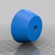 WEDGE_BODY_BOTTOM.png Télécharger fichier STL gratuit Alimentateur de filaments horizontaux pour la chambre d'impression • Plan à imprimer en 3D, theveel