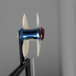 Télécharger fichier STL gratuit Recycleur de bobines de filaments • Design pour imprimante 3D, theveel
