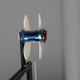 szpula_fiberlogy_2019-Mar-04_08-30-39PM-000_CustomizedView9586778459_png.png Télécharger fichier STL gratuit Recycleur de bobines de filaments • Design pour imprimante 3D, theveel