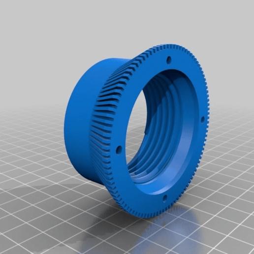 4303ba3751a92458618613ba4cc9b9e1.png Télécharger fichier STL gratuit Recycleur de bobines de filaments • Design pour imprimante 3D, theveel