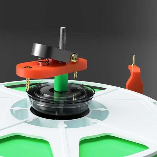 Project_HCM_2020-Sep-01_08-12-01AM-000_CustomizedView34464205631_jpg.jpg Télécharger fichier STL gratuit Alimentateur de filaments horizontaux pour la chambre d'impression • Plan à imprimer en 3D, theveel