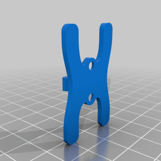 HOOK_BODY.png Télécharger fichier STL gratuit Moniteur OLED OctoPi [WemOled] • Plan imprimable en 3D, theveel