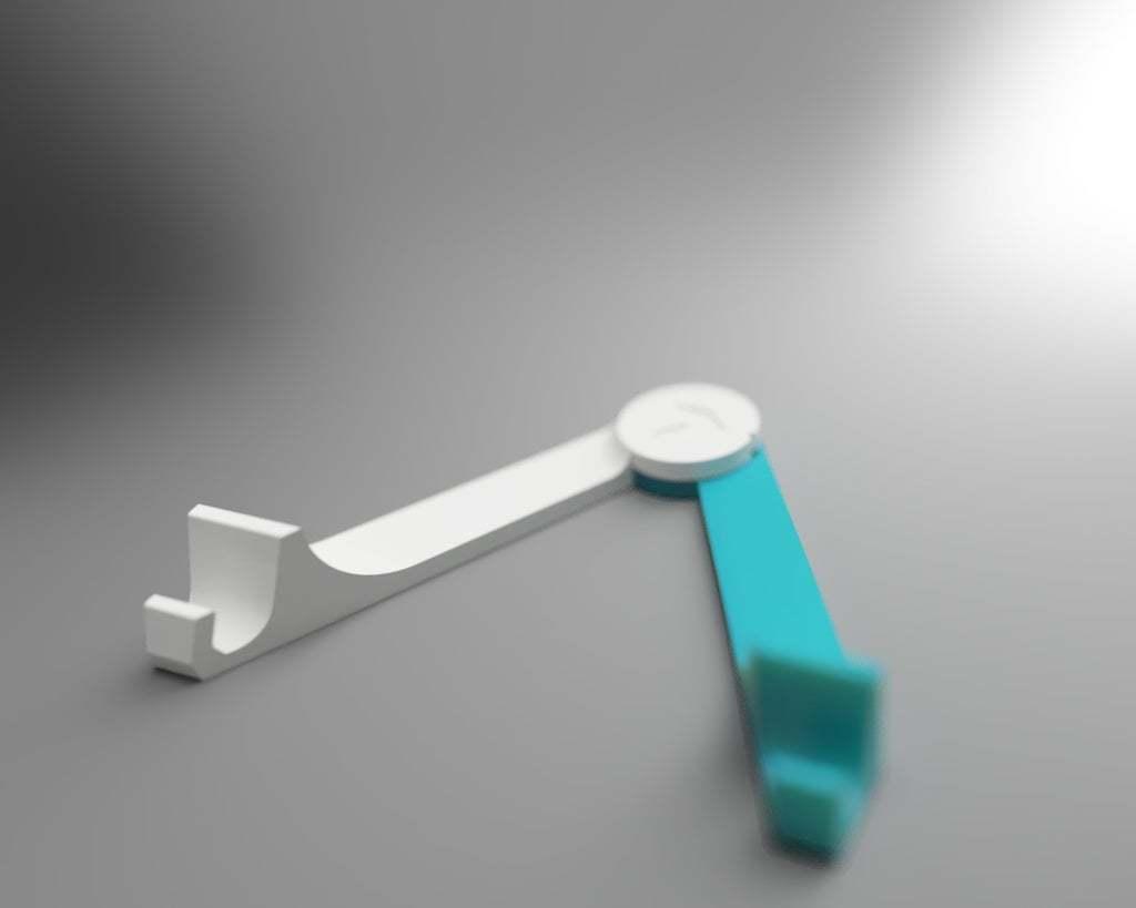 ipadStand_2020-Mar-22_09-26-36PM-000_CustomizedView26542018901_jpg.jpg Télécharger fichier STL gratuit Stand imprimé iPad 3d • Plan pour imprimante 3D, theveel