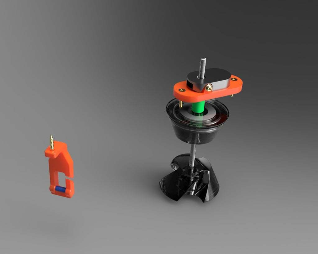 Project_HCM_2020-Sep-01_08-06-42AM-000_CustomizedView10113152343_jpg.jpg Télécharger fichier STL gratuit Alimentateur de filaments horizontaux pour la chambre d'impression • Plan à imprimer en 3D, theveel