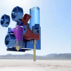 Ender3Stock.png Download free STL file Hallon v3 bed leveling probe for Ender 3 • 3D print model, theveel