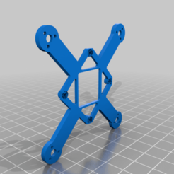 NBD_75mm_Bracket_HACK.png Download free STL file NBD 75mm Bracket HACK • 3D printable template, TarkusxFPV