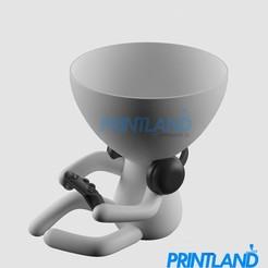 render.jpg Download STL file Robert Gamer • 3D printer design, PrintLand