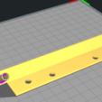 Tira_LEd.png Télécharger fichier STL gratuit Support de LED pour ANET ET4 PRO • Design à imprimer en 3D, John_Amano