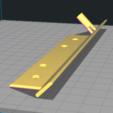 Tira_LEd_2.png Télécharger fichier STL gratuit Support de LED pour ANET ET4 PRO • Design à imprimer en 3D, John_Amano
