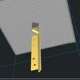 Luz_Led_3.png Télécharger fichier STL gratuit Support de LED pour ANET ET4 PRO • Design à imprimer en 3D, John_Amano