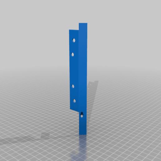 Luz_Led_ET4.2.png Télécharger fichier STL gratuit Support de LED pour ANET ET4 PRO • Design à imprimer en 3D, John_Amano
