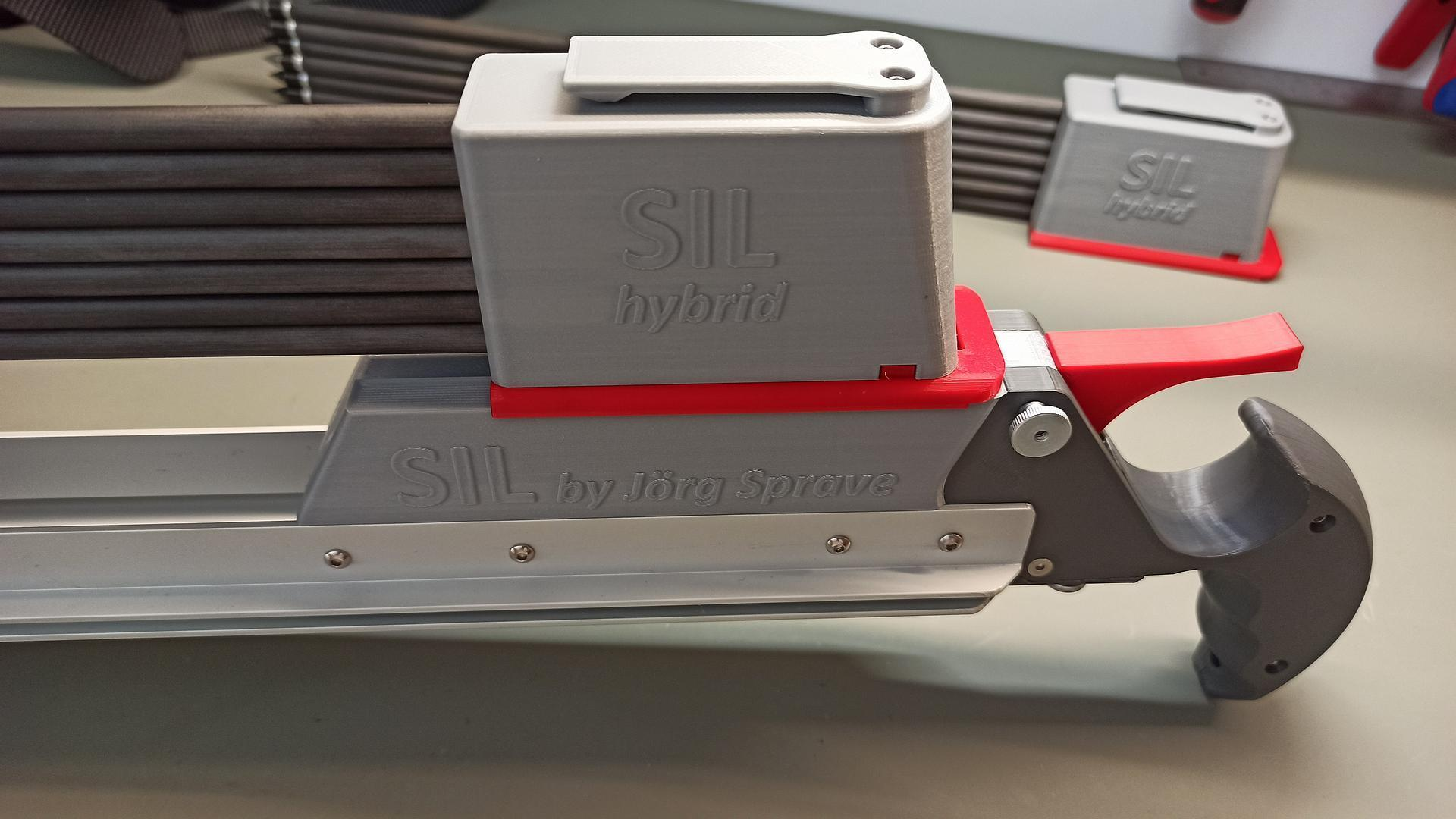sil_ammo_6.jpg Download STL file SIL Ammo Clip - Speed loader for SIL hybrid repeating bow • Object to 3D print, jaaanik
