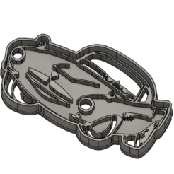 finn.png Download STL file finn mcmissile cookie cutter • 3D printer design, Luzuriaga3d