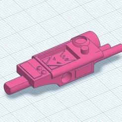 Decepticon Detector.jpg Download free OBJ file Handy Dandy Decepticon Detector (Siege/Earthrise Compatible) • Model to 3D print, Tengu