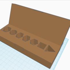 Screenshot (25).png Descargar archivo STL Caja de dados DnD • Plan de la impresora 3D, ziller
