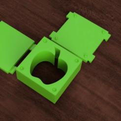 MOLDE_MANZANA_2020-Nov-18_08-48-11PM-000_CustomizedView4840624446_png.png Download STL file Apple mould • 3D print object, Draab