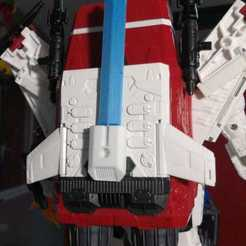 Download STL file Transformers WFC SIEGE Jet Fire • Model to 3D print, servicesand3dprints