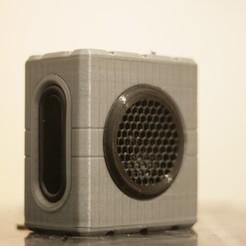 _MG_9367.JPG Download free STL file BLUETOOTH SPEAKER • Design to 3D print, Unico-3D