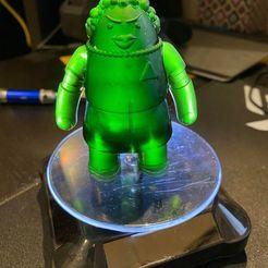 Download STL file Egg Dr. Frank-N-Furter • 3D print design, Raladic