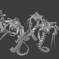 1.PNG Download free STL file Destroyers of Orpheus  • 3D printing design, JMo