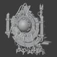 Trazyn 3.PNG Download STL file Lazy Trazyn  • 3D printable design, JMo