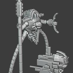 final 1.PNG Télécharger fichier STL gratuit Robot PSYCHOnecroMancer • Plan pour imprimante 3D, JMo