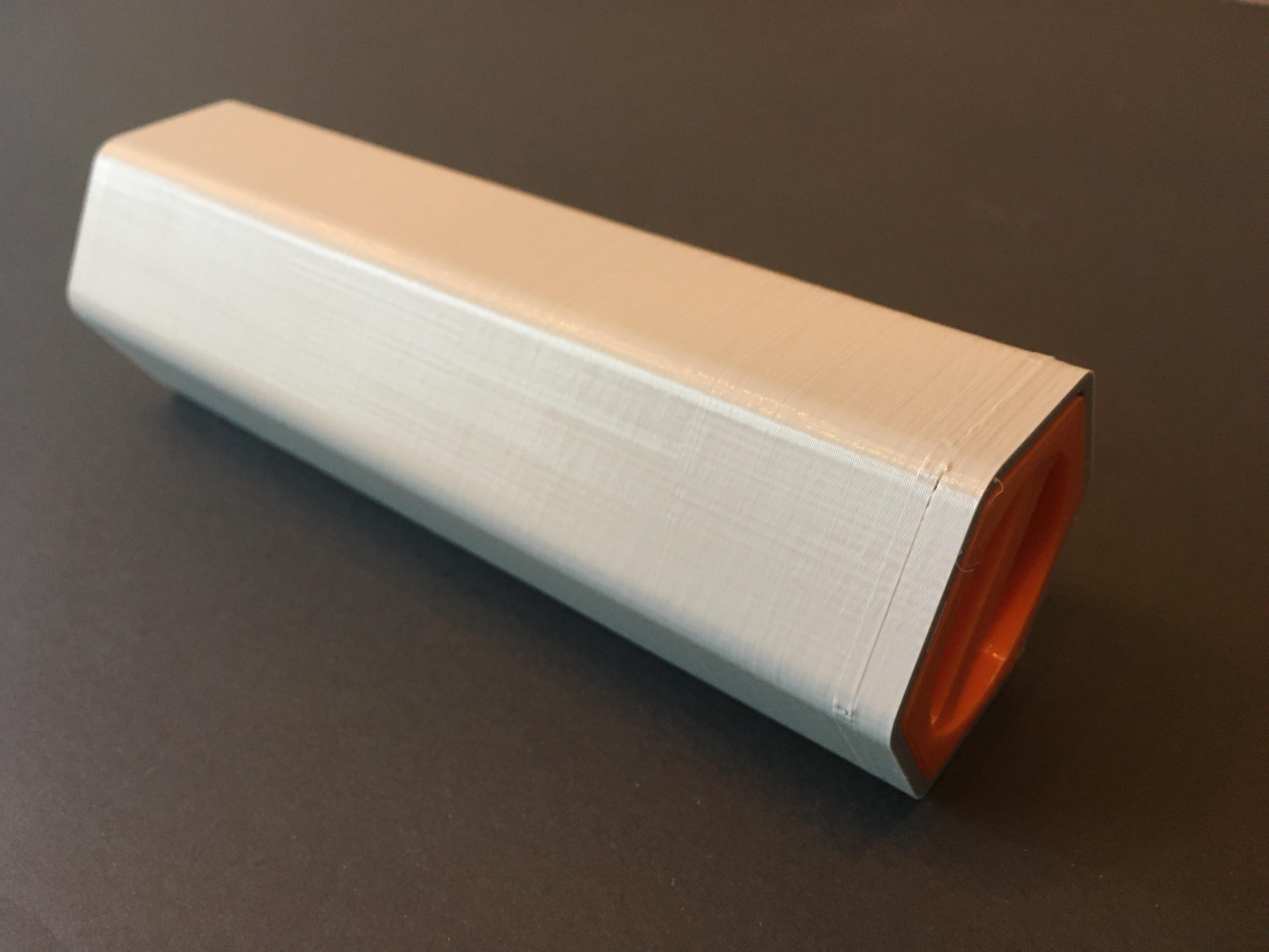IMG-3580.JPG Download STL file HexaPill - Modular pillbox / pill dispenser • 3D printing design, yozz