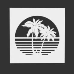 Captura de Pantalla 2020-12-22 a la(s) 9.02.40.png Télécharger fichier STL Punk du palmier • Modèle pour imprimante 3D, Nyte