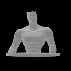 Captura de Pantalla 2020-10-22 a la(s) 14.37.30.png Download STL file Killer Queen (JOJO'S) Bust • 3D print model, Nyte