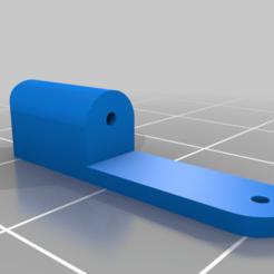 chape.png Télécharger fichier STL gratuit chape planeur RC • Objet pour imprimante 3D, Franck6558
