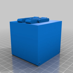 431c76f32463b50894a705f2ebbdfbde.png Download free STL file My Customized Parametric Box with Latch • 3D printer design, Franck6558