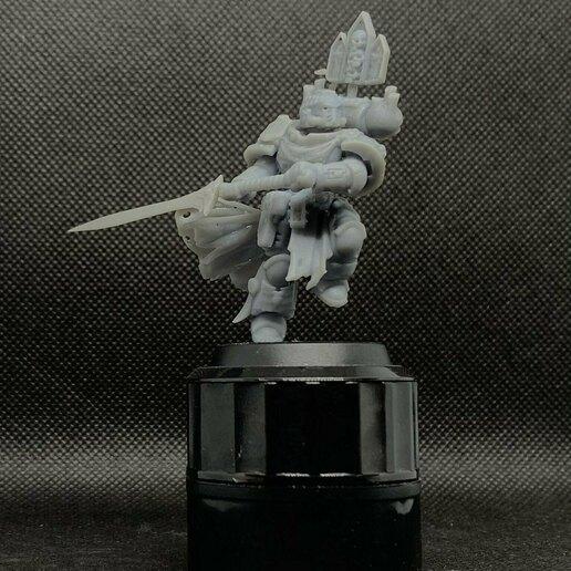 Download free STL file Emperor's Special Boi • 3D print object, Kolden
